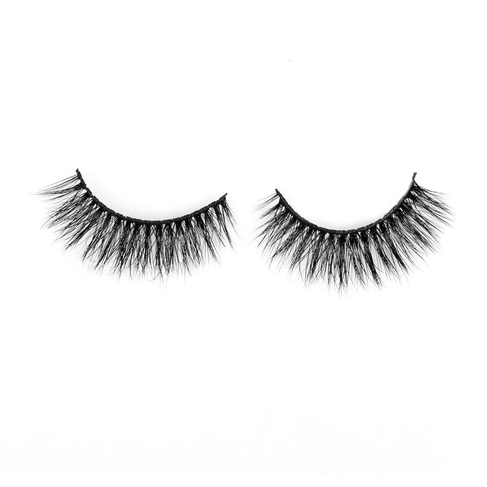 Wholesale price 3d mink eyelash lashes vendorJH19