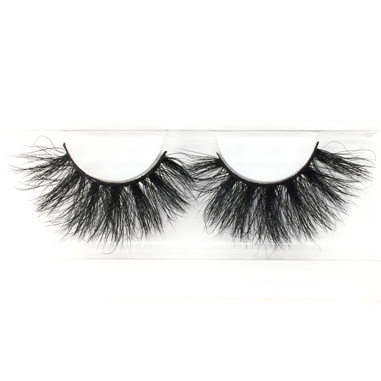Create Your Own Brand Name For 25mm Mink Lashes Vendors With Factory Wholesale  YL31