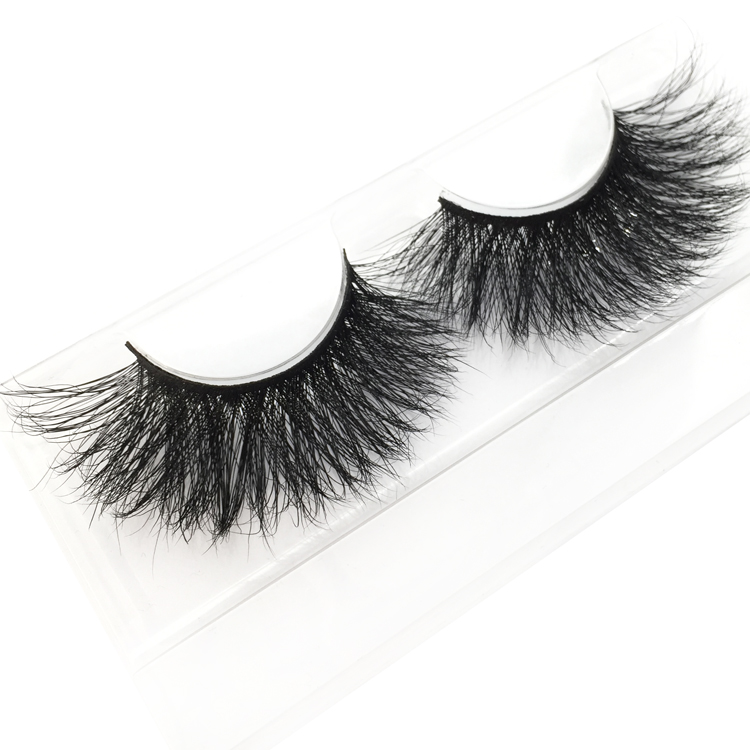 Wholesale Thick Long Dramatic 25mm Mink Lashes Vendor ZX15