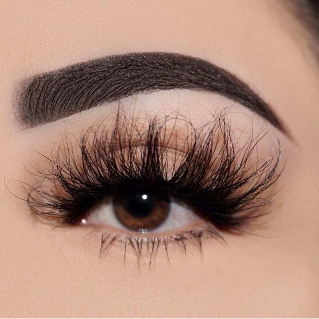25mm mink lashes vendors ZX19