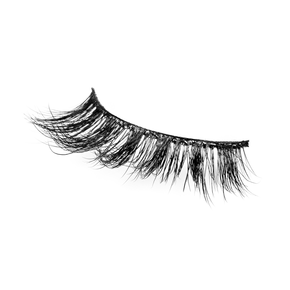 Wholesale mink eyelash vendors private label factory price in USA JN31