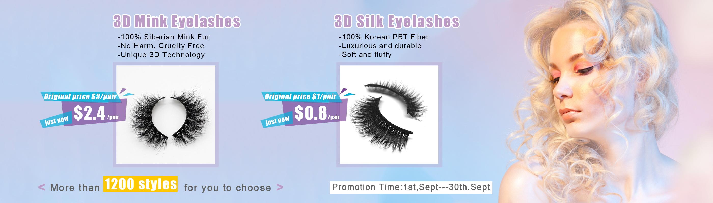 Wholesale Mink eyelash vendors,russian lashes manufacturers
