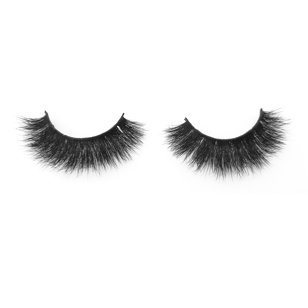 Inquiry for Wholesale Price for 3D Real Mink Fur Strip Lashes with Customized Box Dramatic Eyelashes in the US YY88