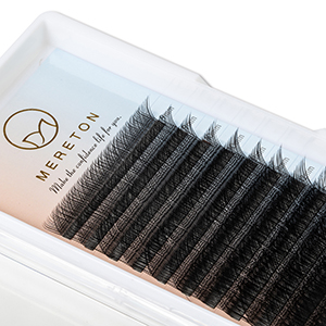 Individual YY eyelash extension with wholesale price JH70