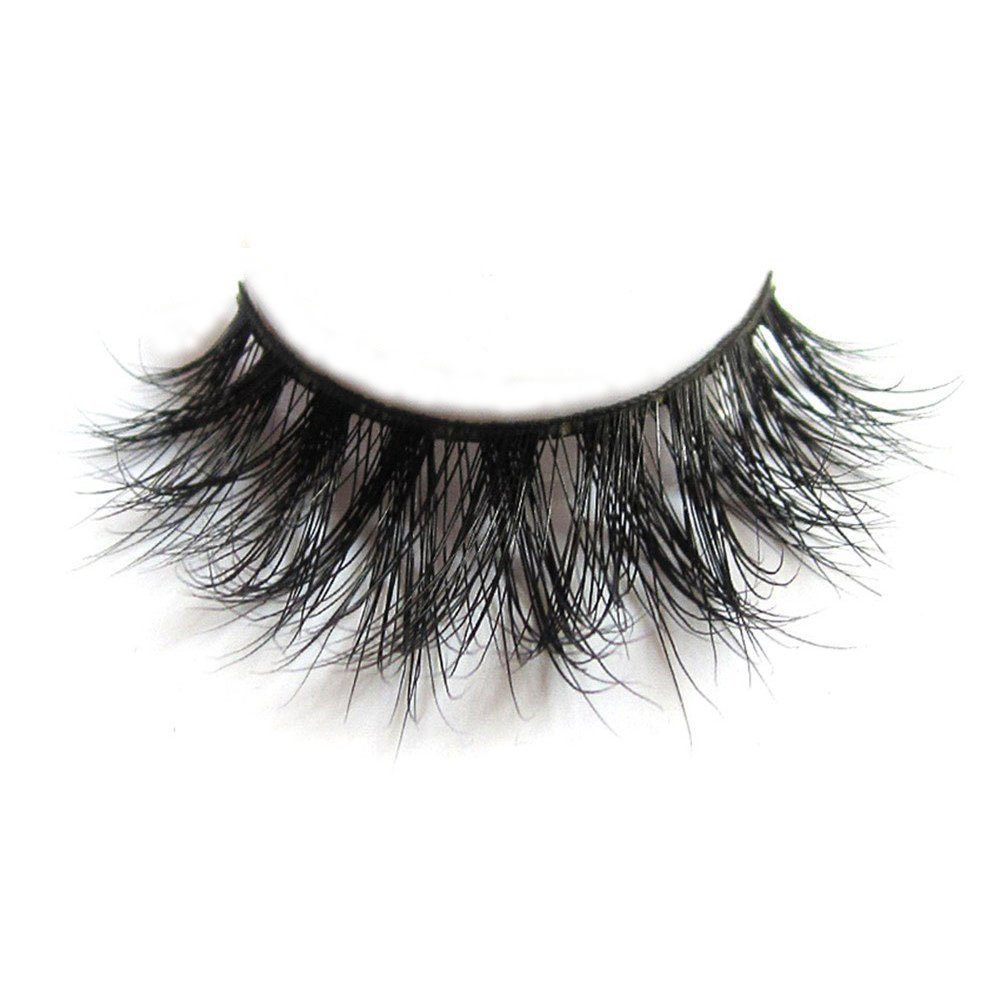 E-commerce Hot Sale 3D Real Mink Eyelashes on Amazon ZX029