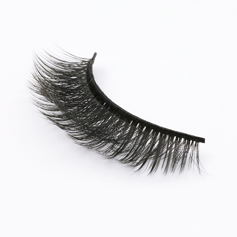2020 New Own Brand Wholesale 3D Silk Lashes Supplier SPG45 ZX115