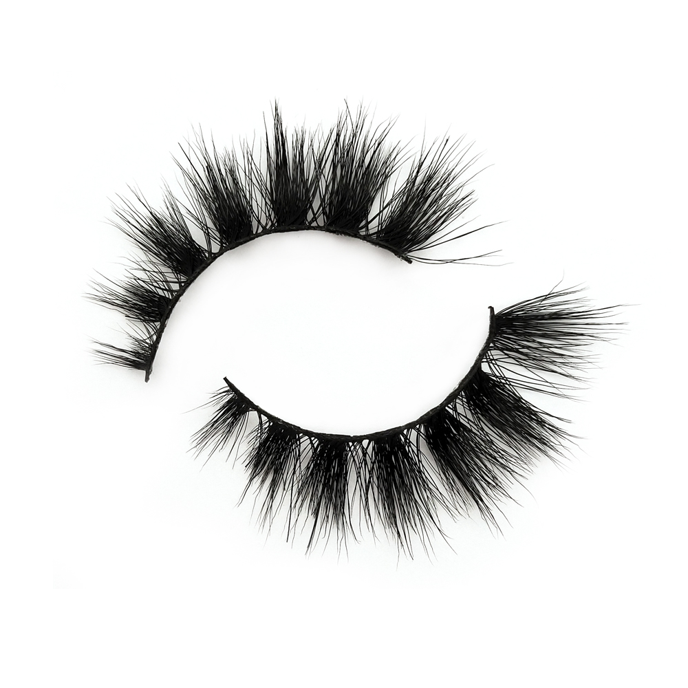 Inquiry for 3D Mink Eyelashes 100% Real Fur Cruelty Free Strips False Lashes for Women Reusable Soft Thick Curl Dramatic and Fluffy Natural Look Handmade Lashes vendors XJ32