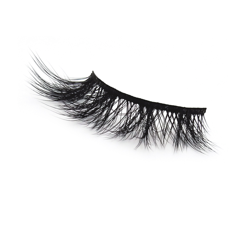 Beauty 3D Silk Handmade Dramatic False Eyelash Natural Looking QJ27
