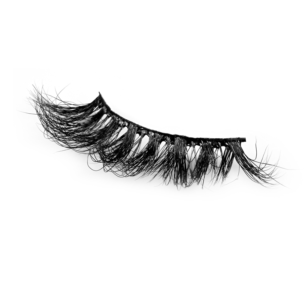 Inquiry for mink lashes private label natural eyelashes 3d mink lashes make your own brand JN50