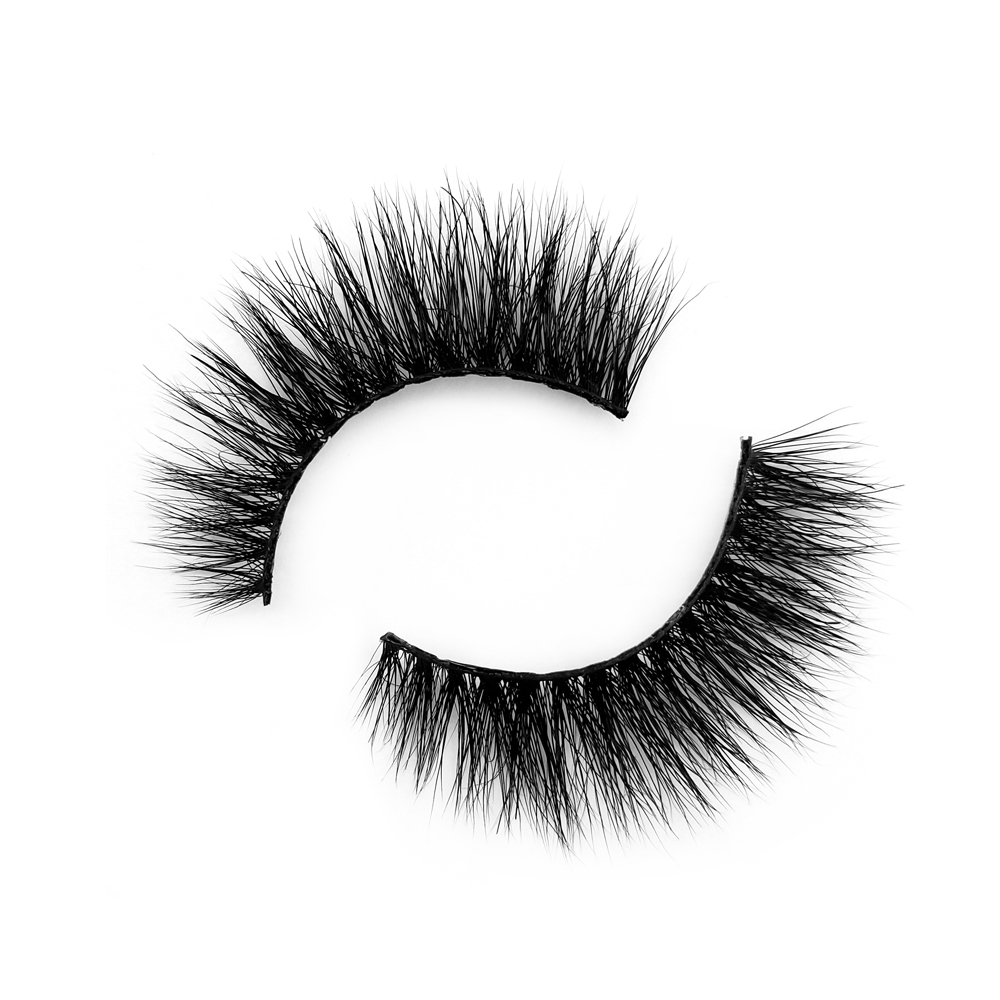 Wholesale 3D Hand Made Mink Eyelash Vendors  ZX051