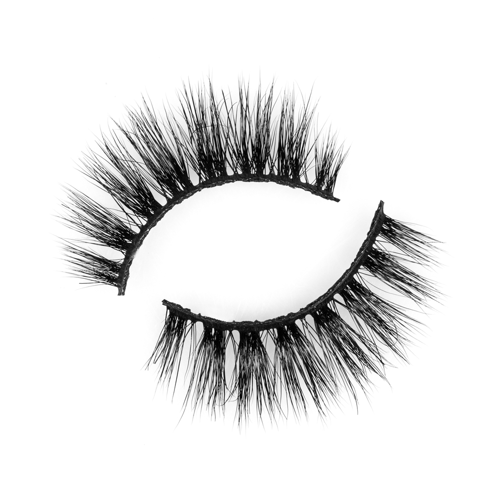 High quality 3d 5d mink eyelashes natural mink lashes style in bulk preferred vendor JN48