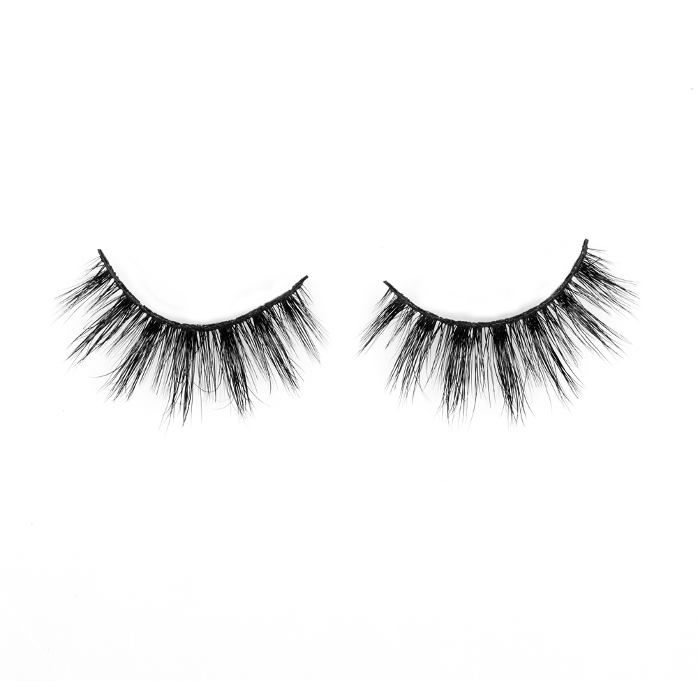 Wholesale Cruelty Free Vegan 5D Mink Lashes ZX028