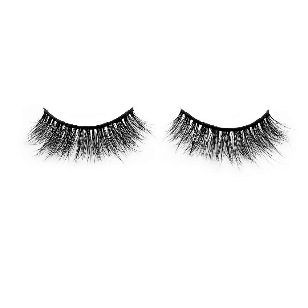 High Quality Wholesale Customized Your Own Brand 5D Mink Lashes ZX061