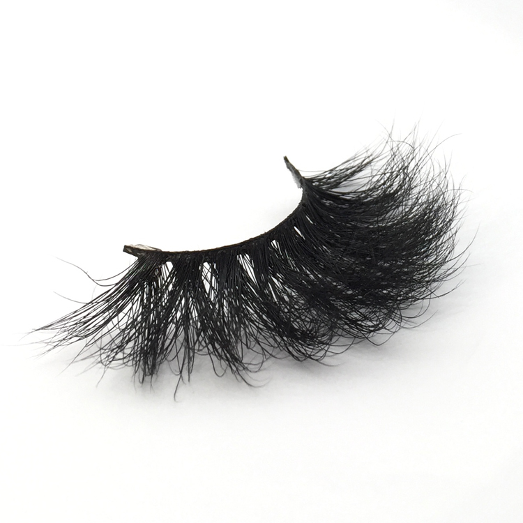 Inquiry for Extra long super fluffy and dramatic look private label 25mm siberian mink lashes vendors XJ46