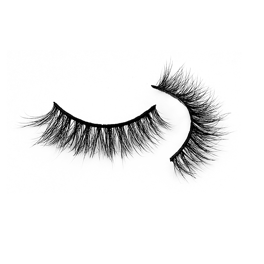 Wholesale Best Seller Handmade Soft 5D Mink Lashes in USA ZX065