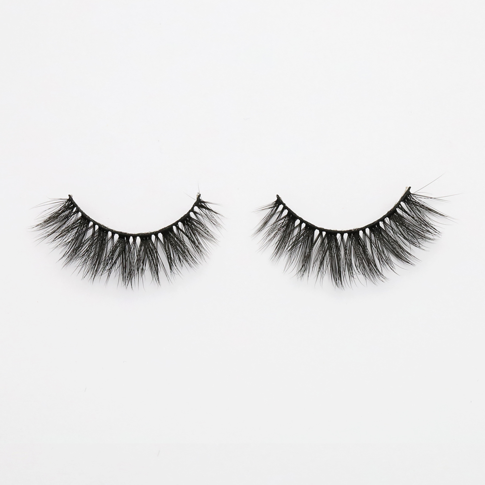 Wholesale price Silk eyelash with superb quality  JH115