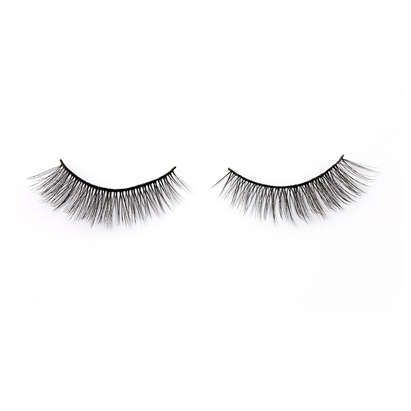 2020 hotsale synthetic fiber lashes with wholesale price JH113