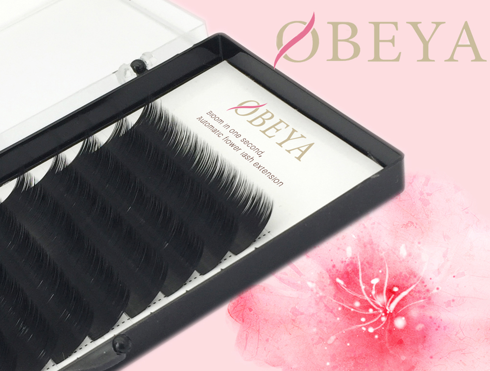 Automatic blooming eyelash extension rapid lashes blooming volume/ vendor manufacturer supplier wholesale JZ03