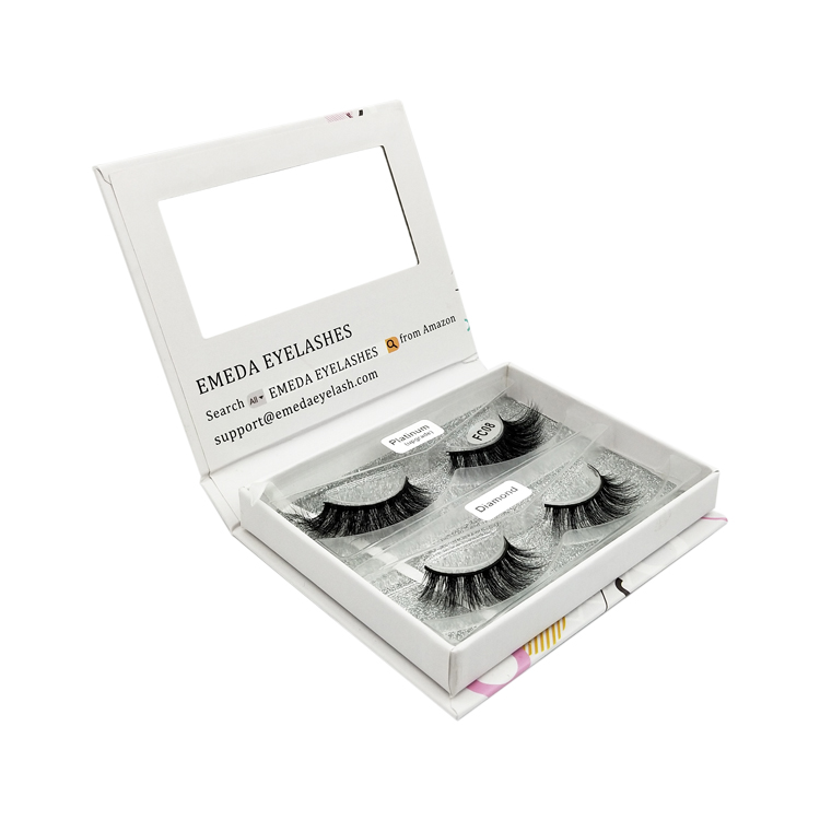 Inquiry For Eyelash Packaging Box Manufacturers With Private Label YL43