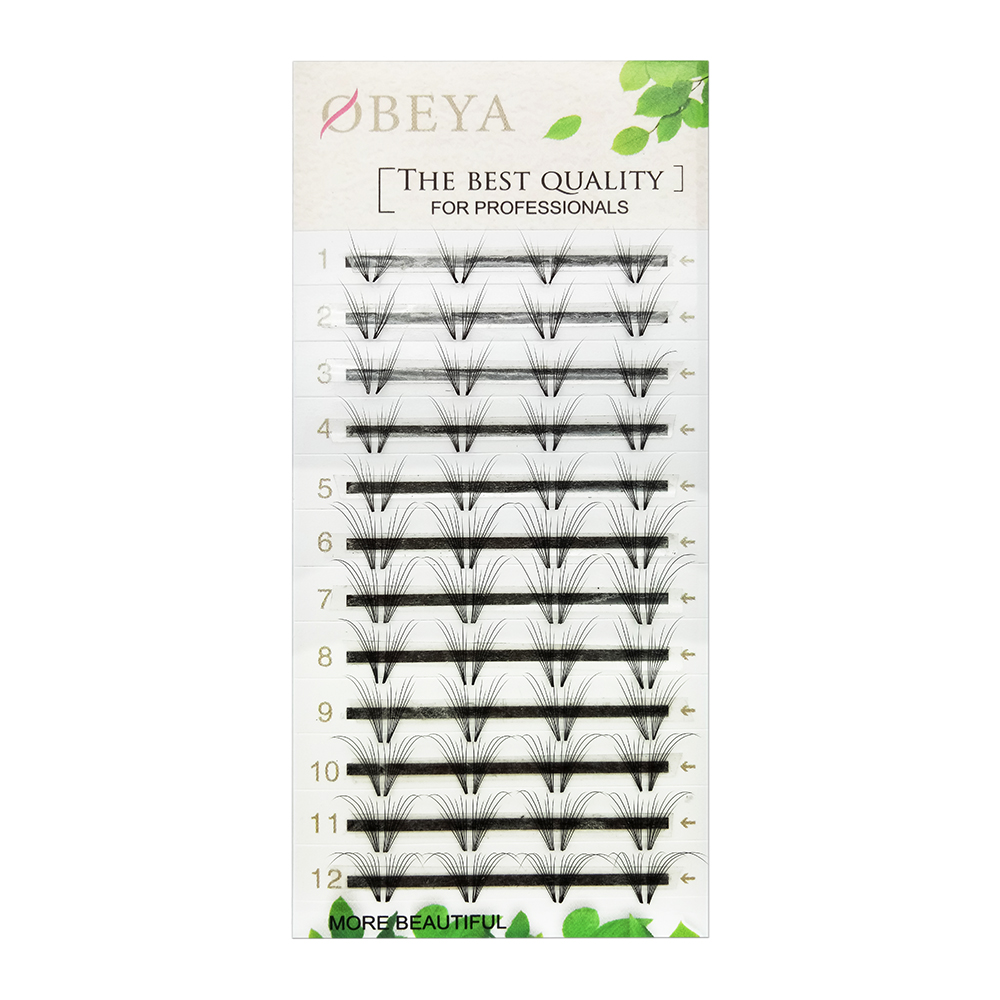 Lastest butterfly individual lashes extension with wholesale price  JH65