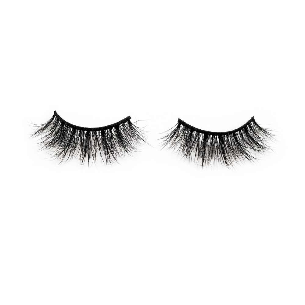 Wholesale price mink fur eyelash with premium quality  JH101