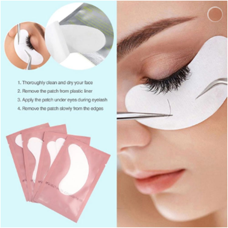 Hot Sale Eyepads Eyepatch Eye Pads For Eyelash Extensions ZX21