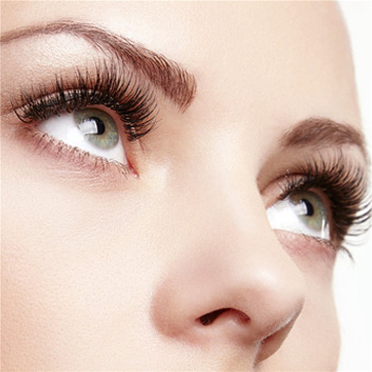 Professional private label volume lash extensions manufacturers top quality eyelash extension vendor  UK YL82