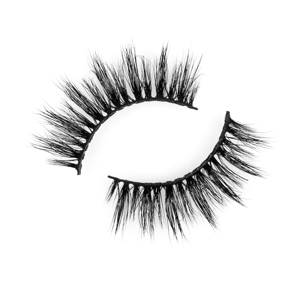 Popular 3D mink lashes, mink eyelash vendors JH16