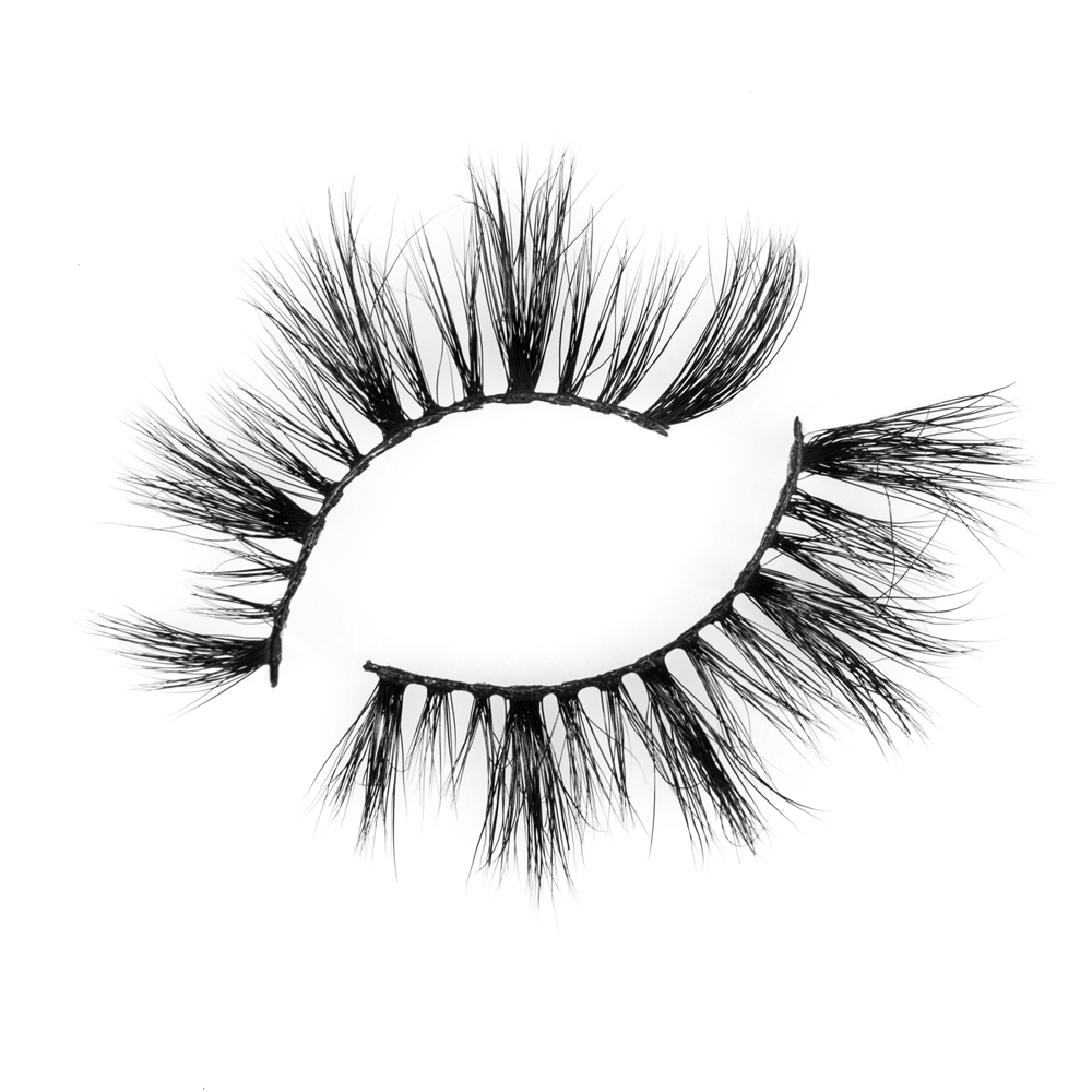 Wholesale price Mink fur lash with luxury style JH...