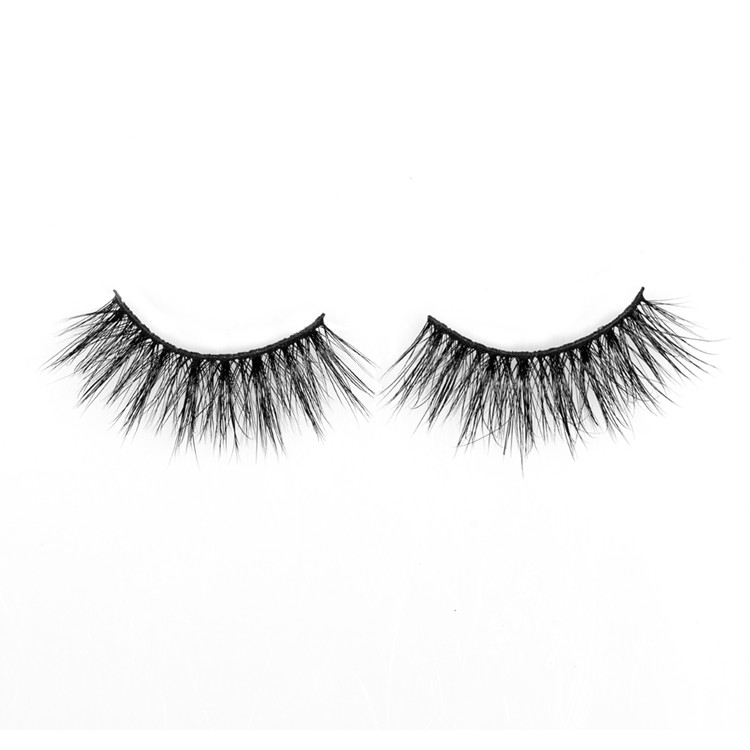 Top quality natural looking false eyelashes best 3D mink eyelash vendors  USA YL62