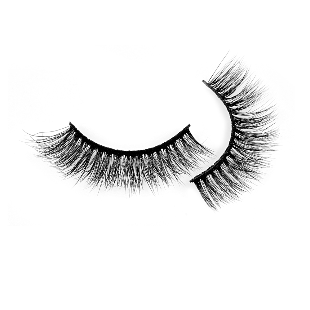 Popular 3D mink lashes wholesale vendors with premium quality JH48