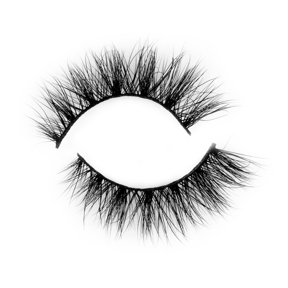 Hotsale real mink lashes with premium quality JH78