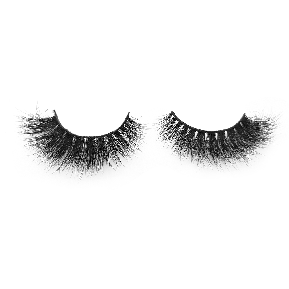 Inquiry for Eyelash Manufacturer Supply 3D Mink Strip Lashes Attractive Eyelash Styles with Private Box Best Seller in Canada YY96