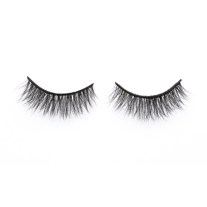 Free Samples Accepted 100% Real Mink Fur 3D False Eyelashes with Private Label YY113
