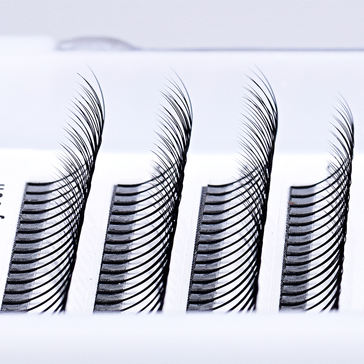 2D-20D Professional premade volume eyelash extension vendors with factory wholesale price best lash extension suppliers UK YL68