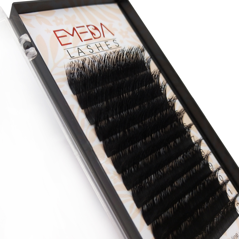 Fast Delivery for 100% Real Mink Fur Eyelash Exten...
