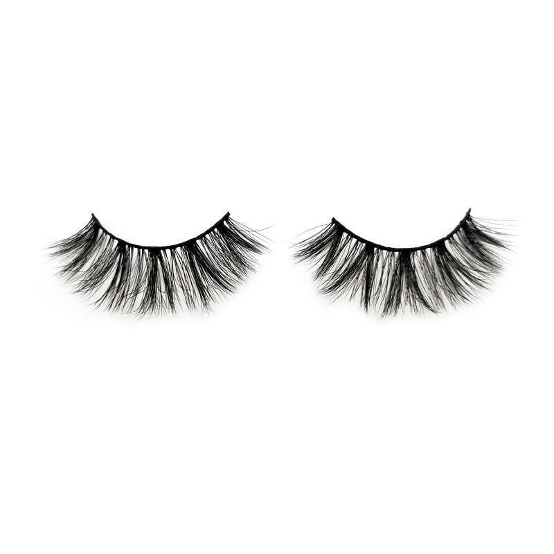 Latest handmade 3D faux mink eyelash supplier USA JH25