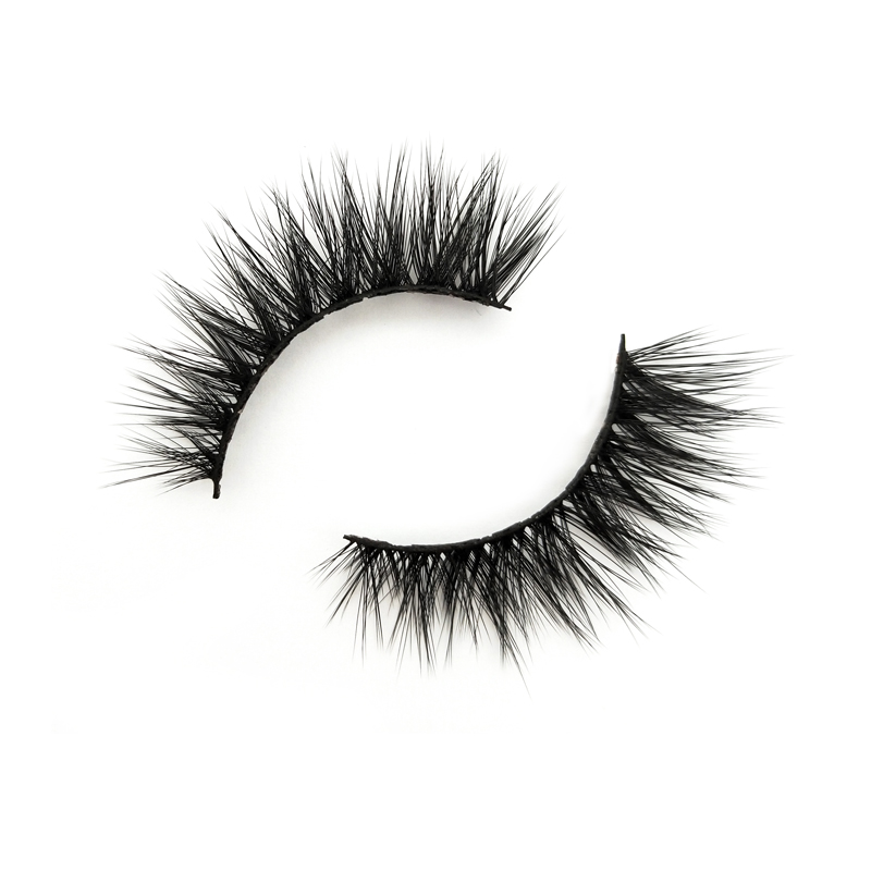 Wholesale price faux mink lashes false eyelash with factory price JH105