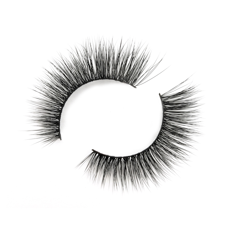 Latest 3d mink lashes vendor with wholesale price UK JH58