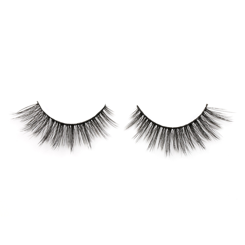 Latest synthetic silk eyelashes with factory price UAE JH118