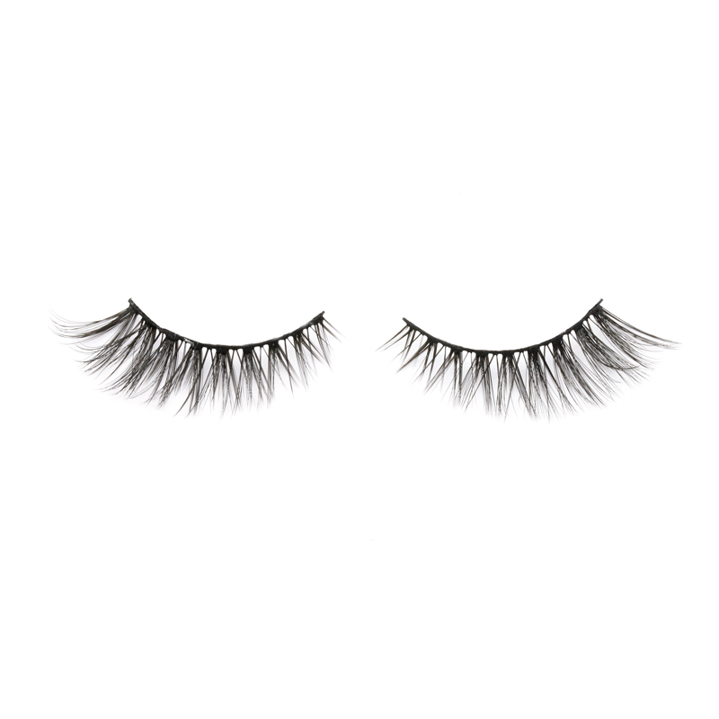 Popular Synthetic fiber lashes with factory price JH120