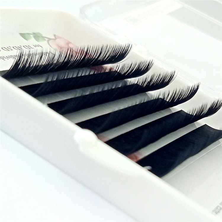 Blooming Volume Eyelash Fashionable Individual C Curl 0.07 mix Y23