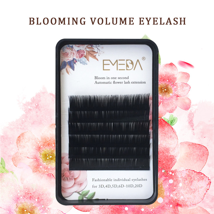 Inquiry for private label blooming volume eyelash extension professional lash extension vendor  USA YL81