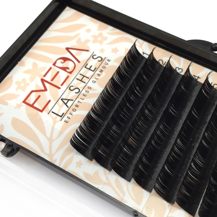 Big Sale Korean PBT Fiber Silk Classic Lash Extension in UK ZX052