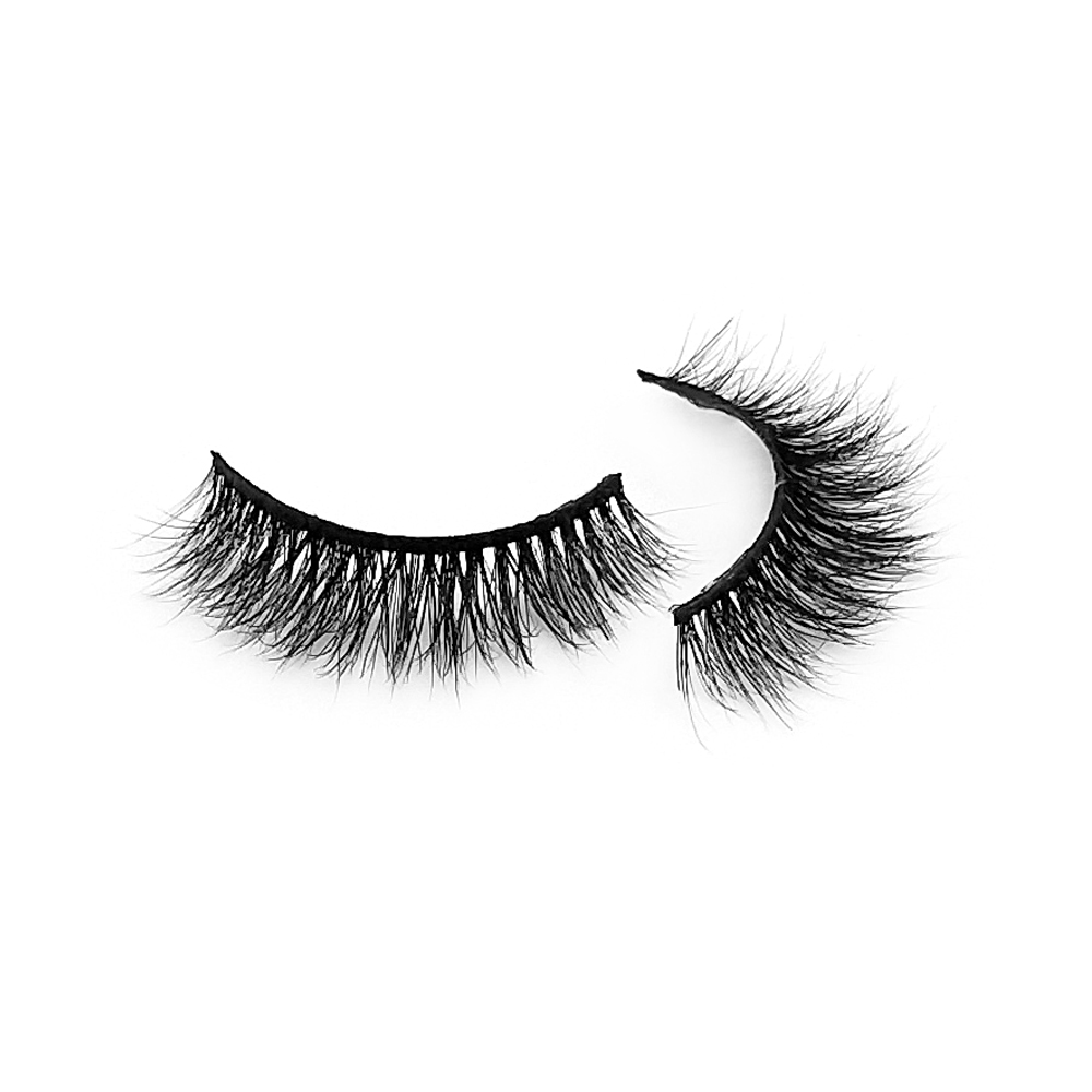 Wholesale 5d Mink Eyelashes Vendor with Free Box ZX069