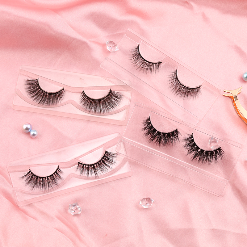 Handmade Strip Lashes Wholesale Bulk YY