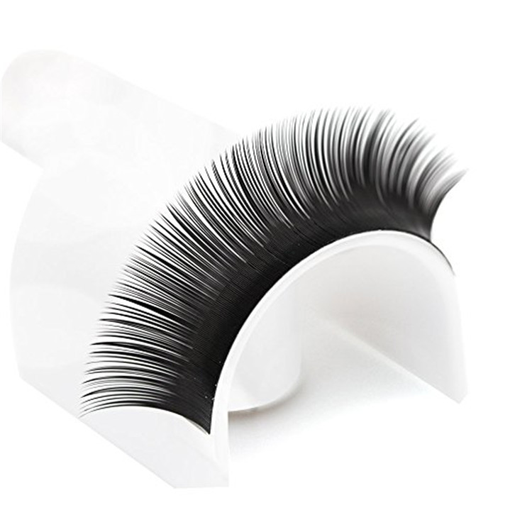 Salon Professional Flat Lashes C D curls 0.15mm, 0.20mm Private Labeling Acceptable FM031