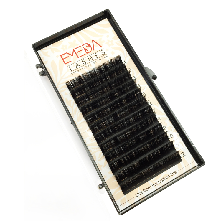 BIG SALE Single Length and Mix Length Individual Eyelash Extension in Asia ZX053