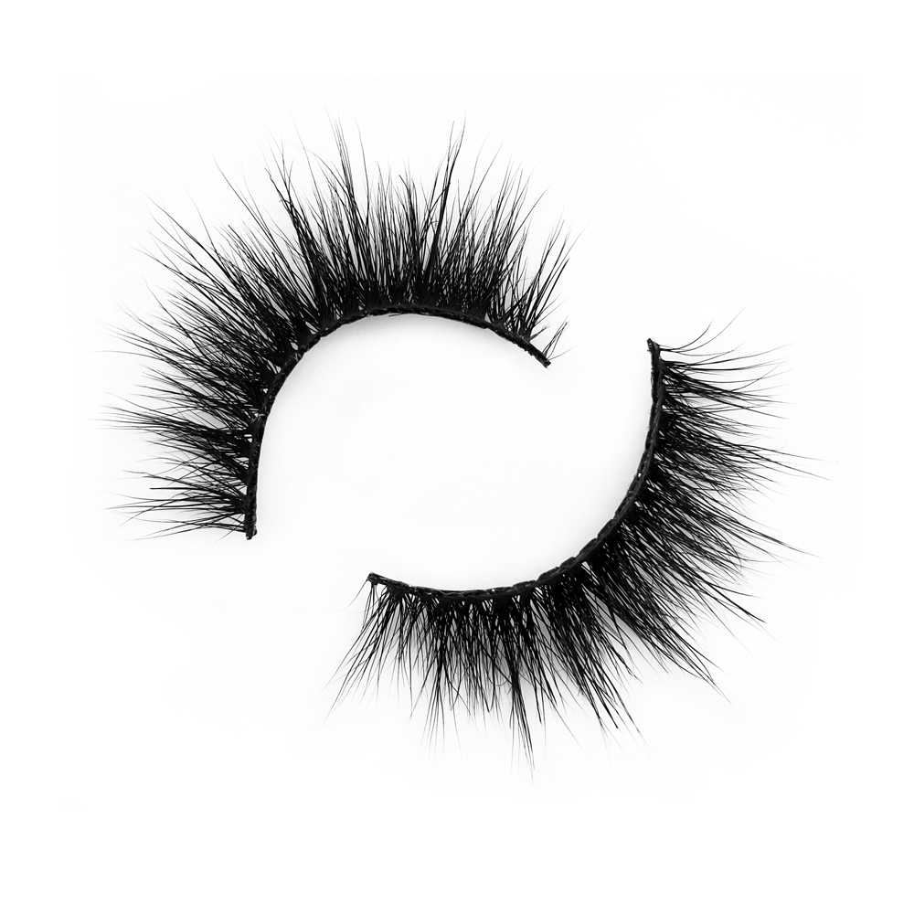 Wholesale 3D Mink Fur Eyelashes Vendor in USA ZX050