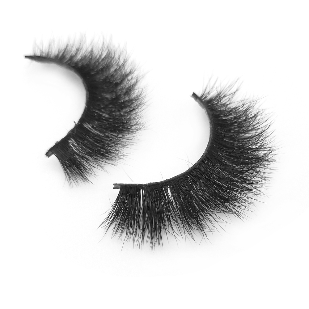 High-Quality Faux Mink Eyelashes 3D Faux Mink Eyelashes Private Label and Package Accepted YY29